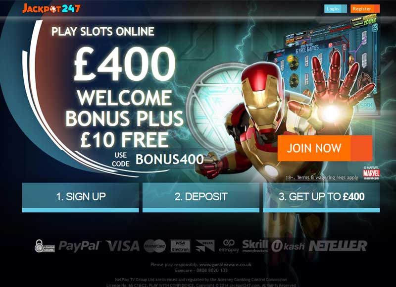 Casino Welcome Bonus 216581
