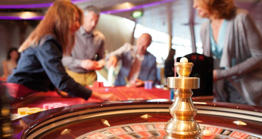 Kreuzfahrt Casino an 46573