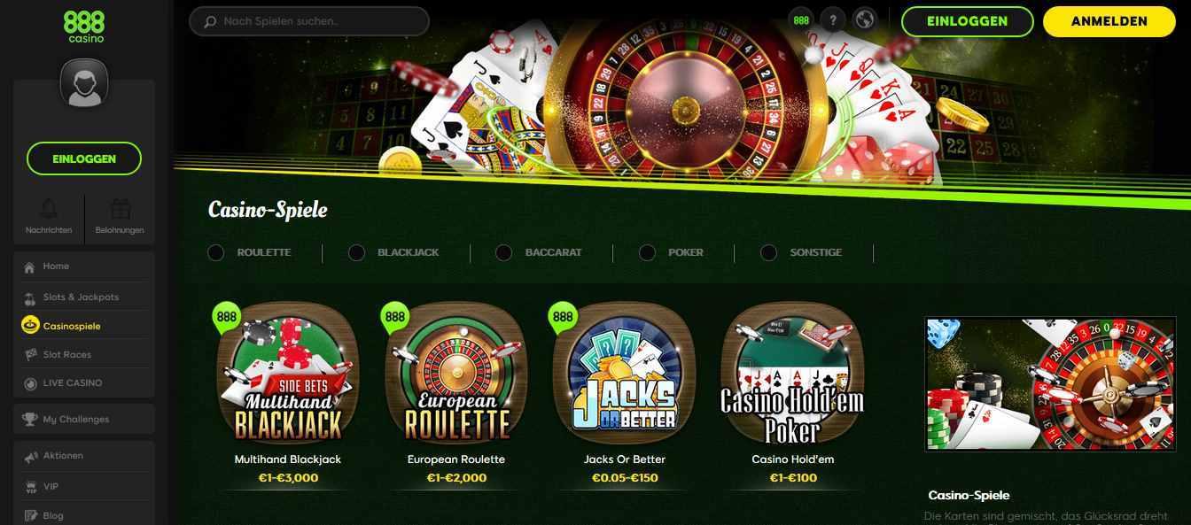 Online Casino 729643