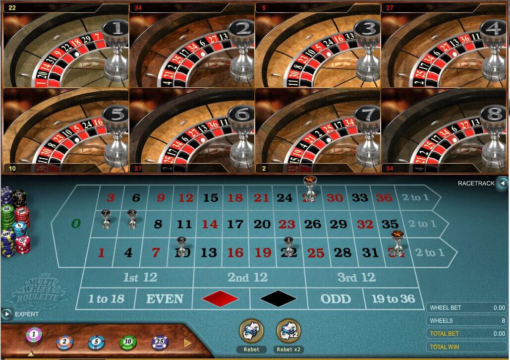 Multiball Roulette online 945294
