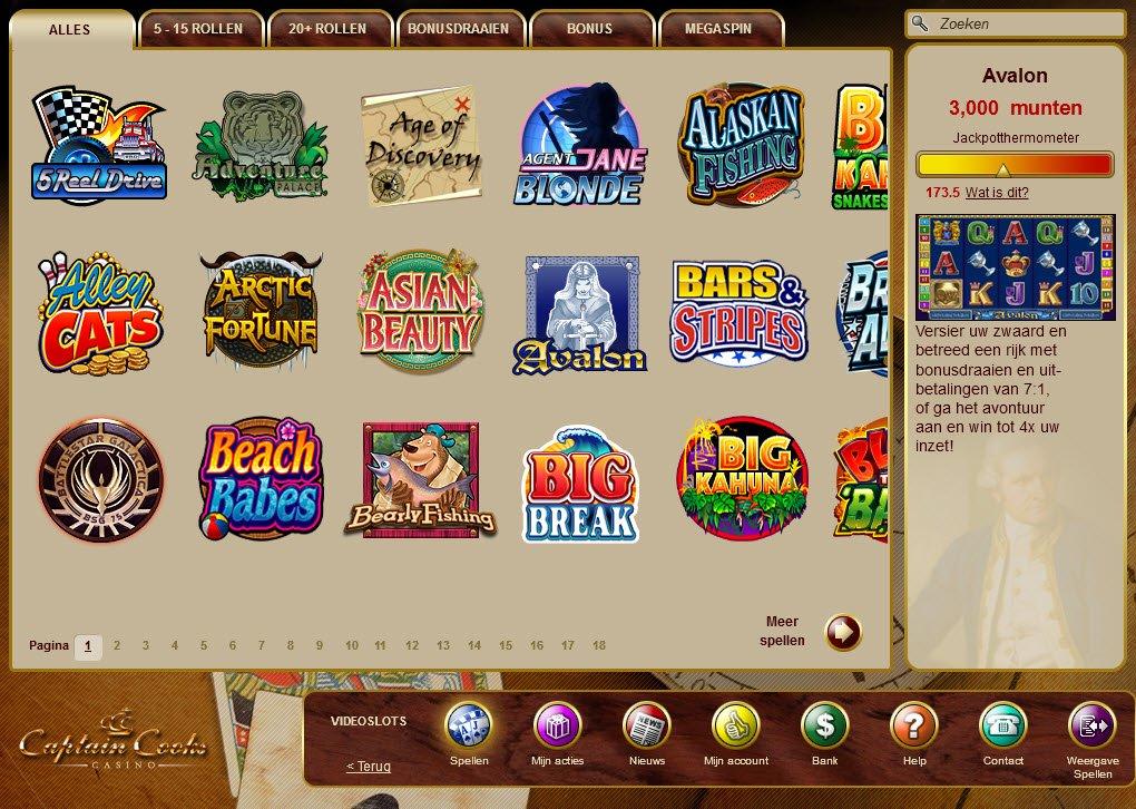Casino Liechtenstein Captain 261898