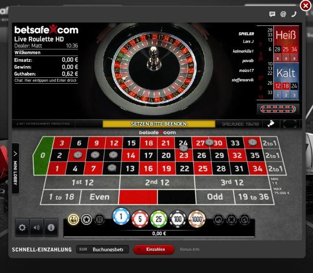 Casino Roulett 618402