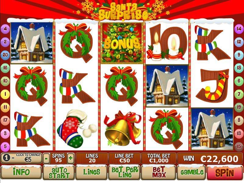 Santas Surprise free 482715