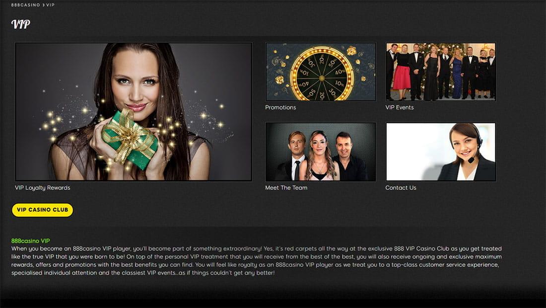 Casino Vip Promotions 311066