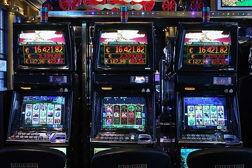 Spielbank Automaten 12229