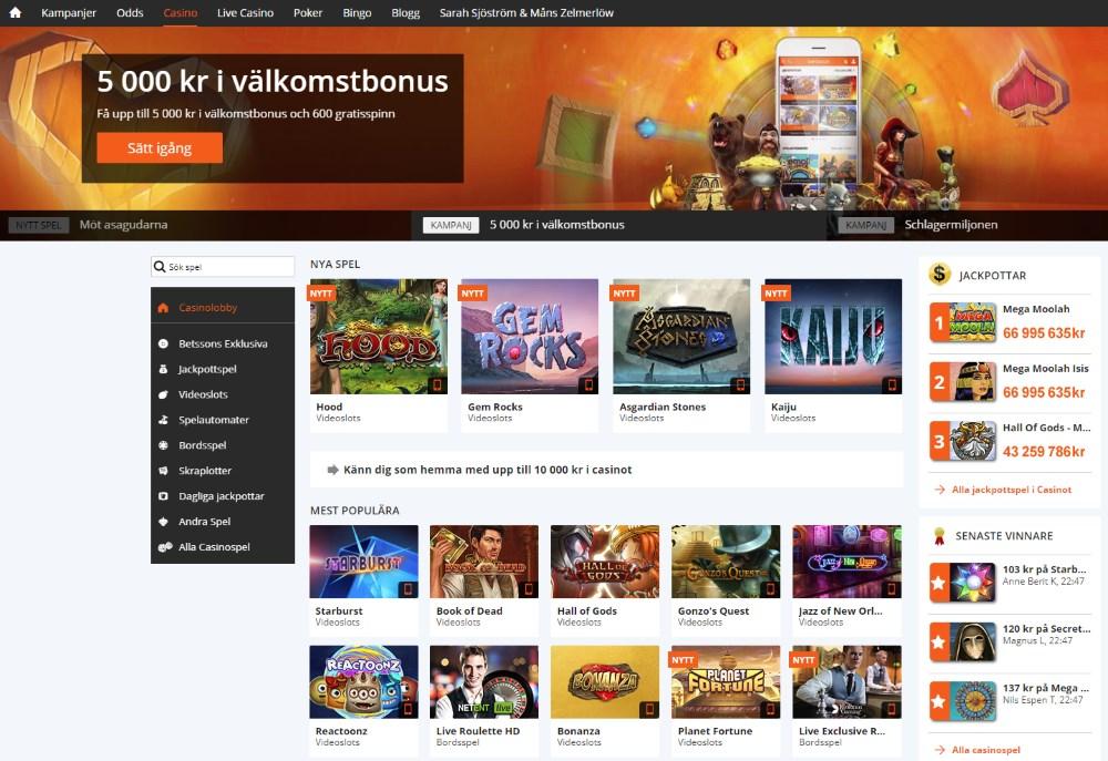 Casino Bonus 228004