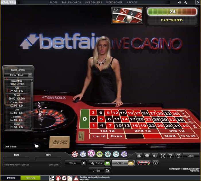 Betfair Arcade Rich 57733