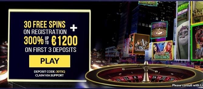 Casino Bonus 200224
