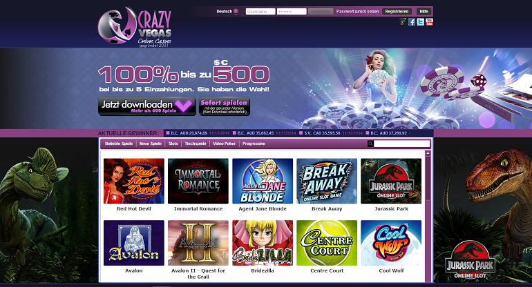 Bonus neues Casino 391007
