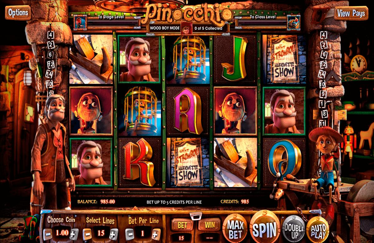 Bonus Automaten spielen 854229