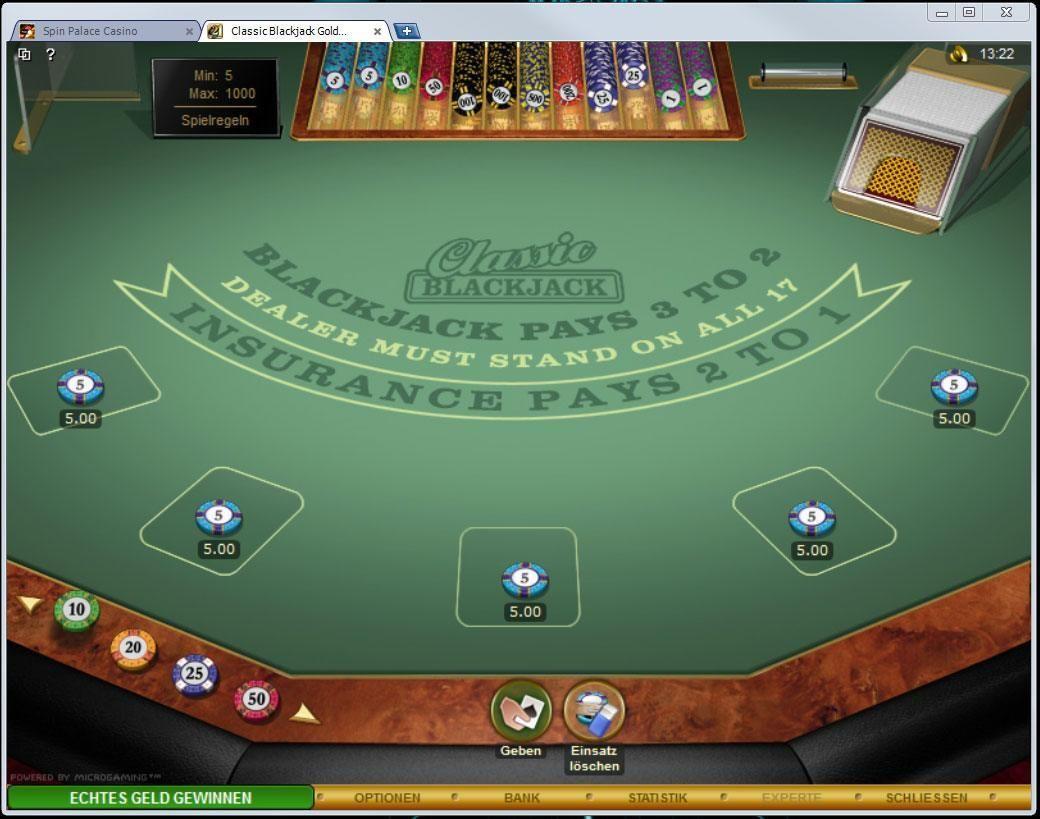 Casino mit 15124
