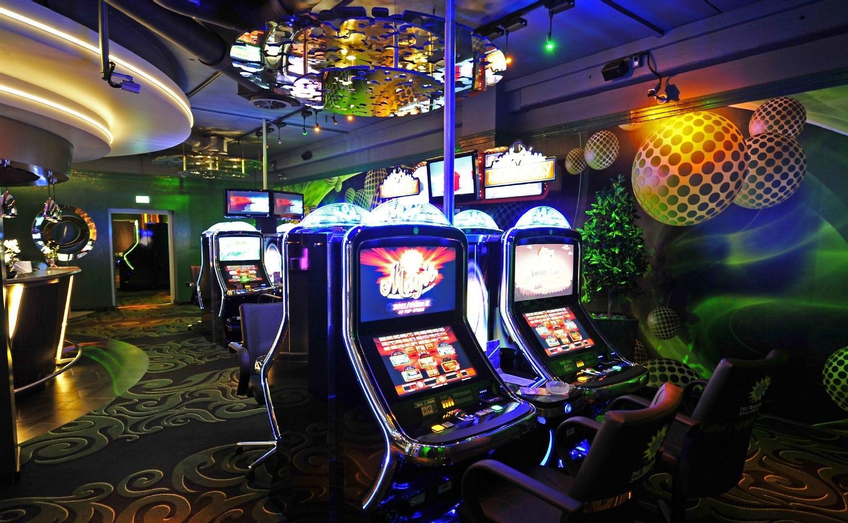 Spielautomaten Spielhallen Gunsbet 56921