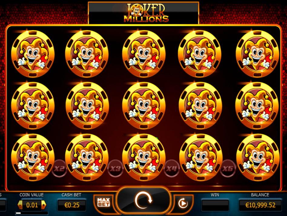 Joker Luck 952437