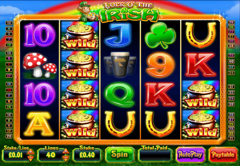 Irish Luck online 982316