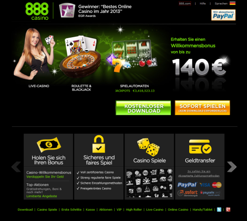 888 Casino Auszahlung 970945