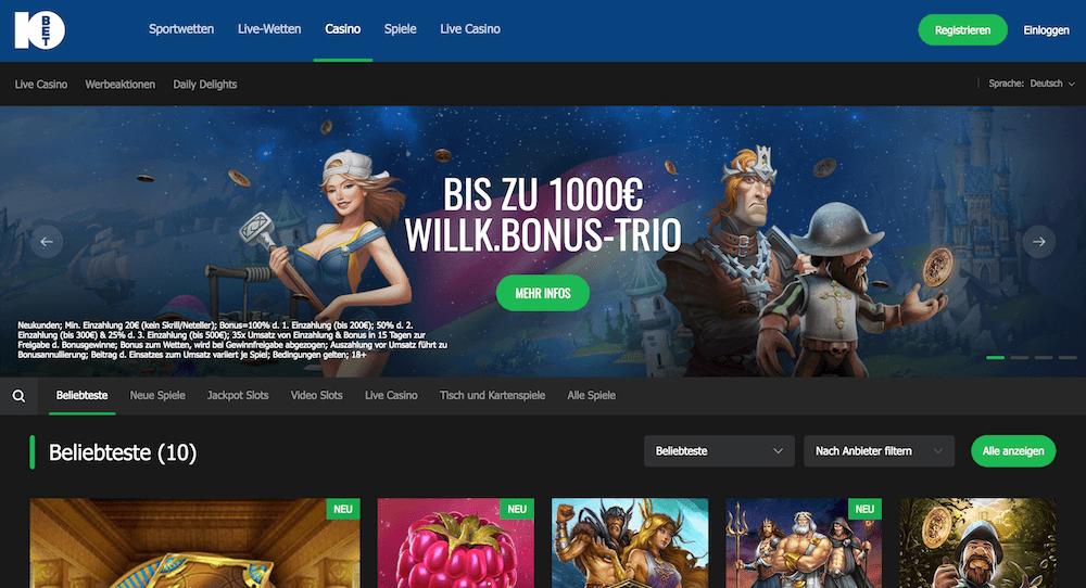 Seriöse online Casinos 593509