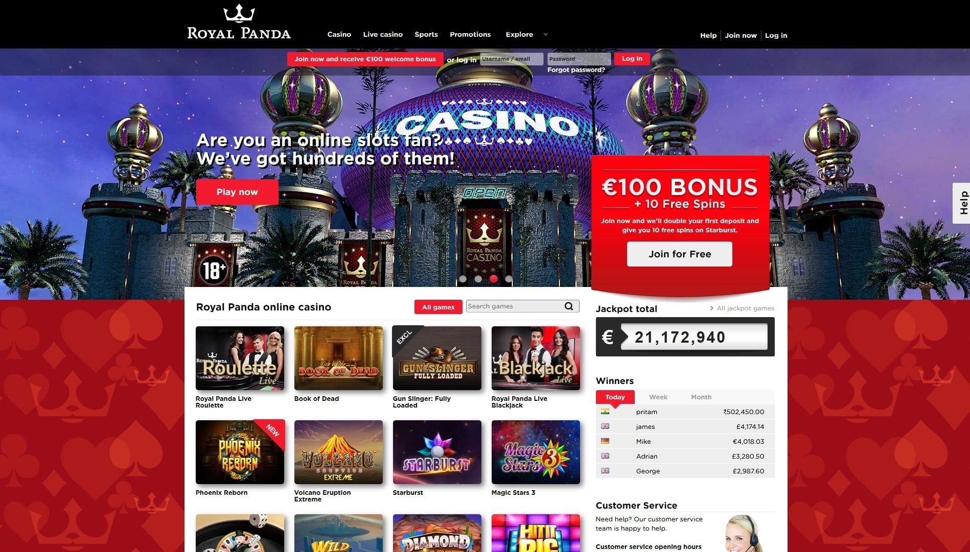 LUX Casino 191641