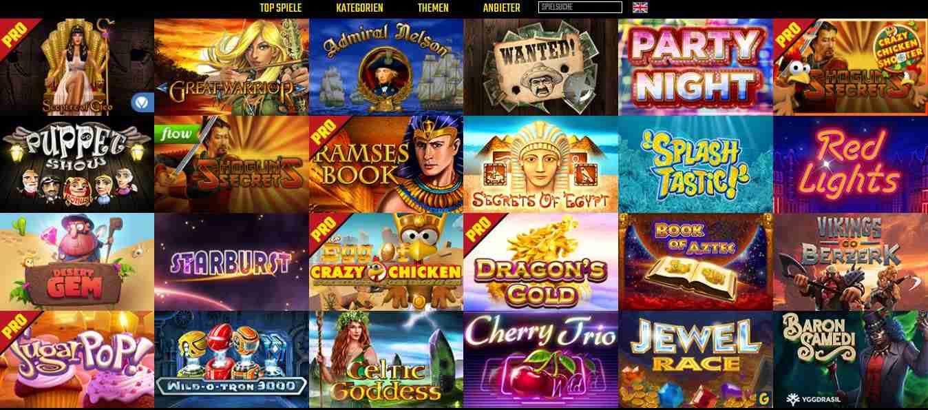 Besondere Aktionen Casino 523735
