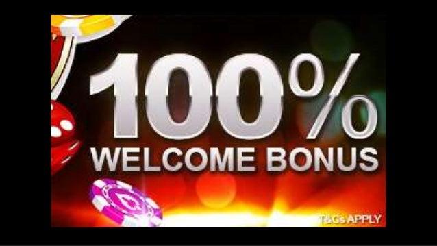 Casino Welcome 15731