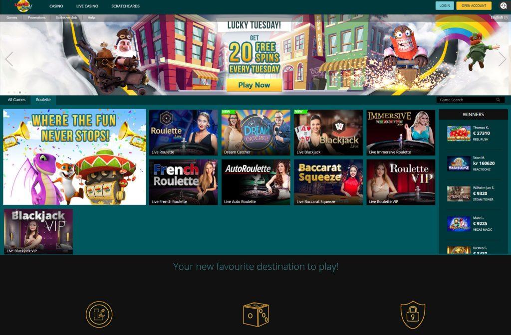 Malta Casino online 896149