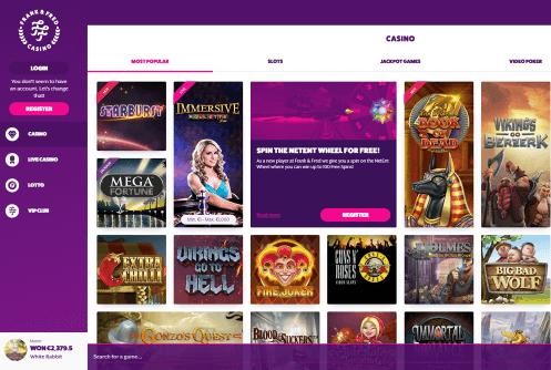 Online Casino Test 303535