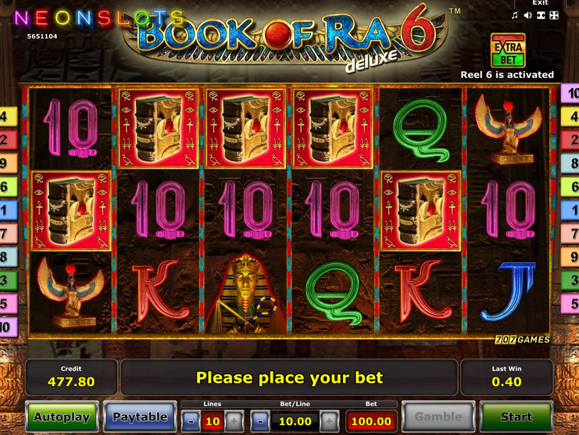 Book of Ra 500266