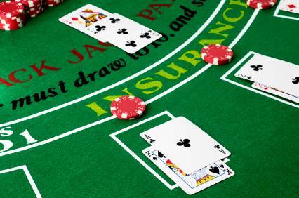 Blackjack Karten 501532