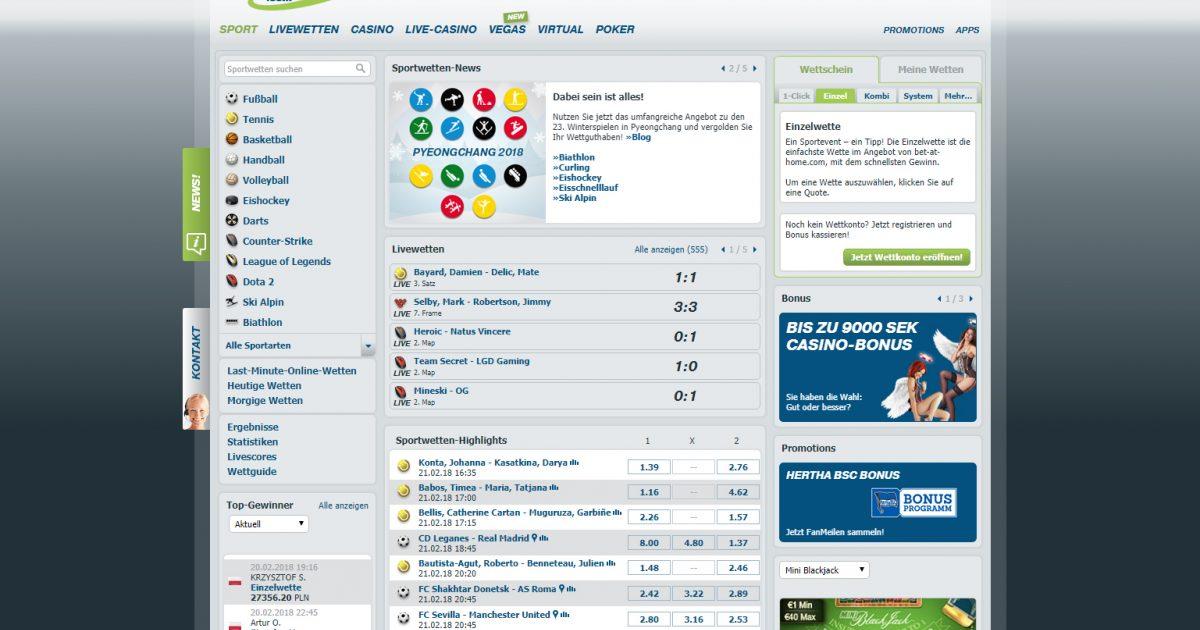 Sportwetten Bonus 224459