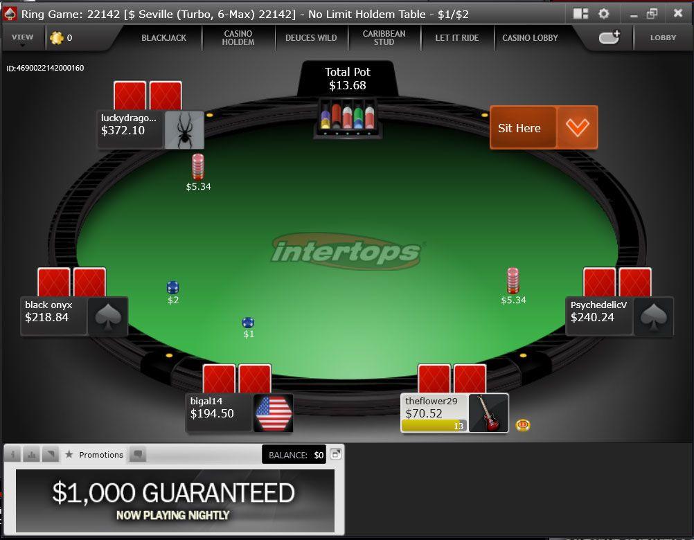 Poker Turnier Modus 440931