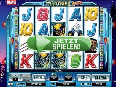 Alte Spielautomaten 970568