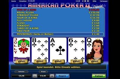 American Poker 384779