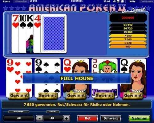 American Poker 646232