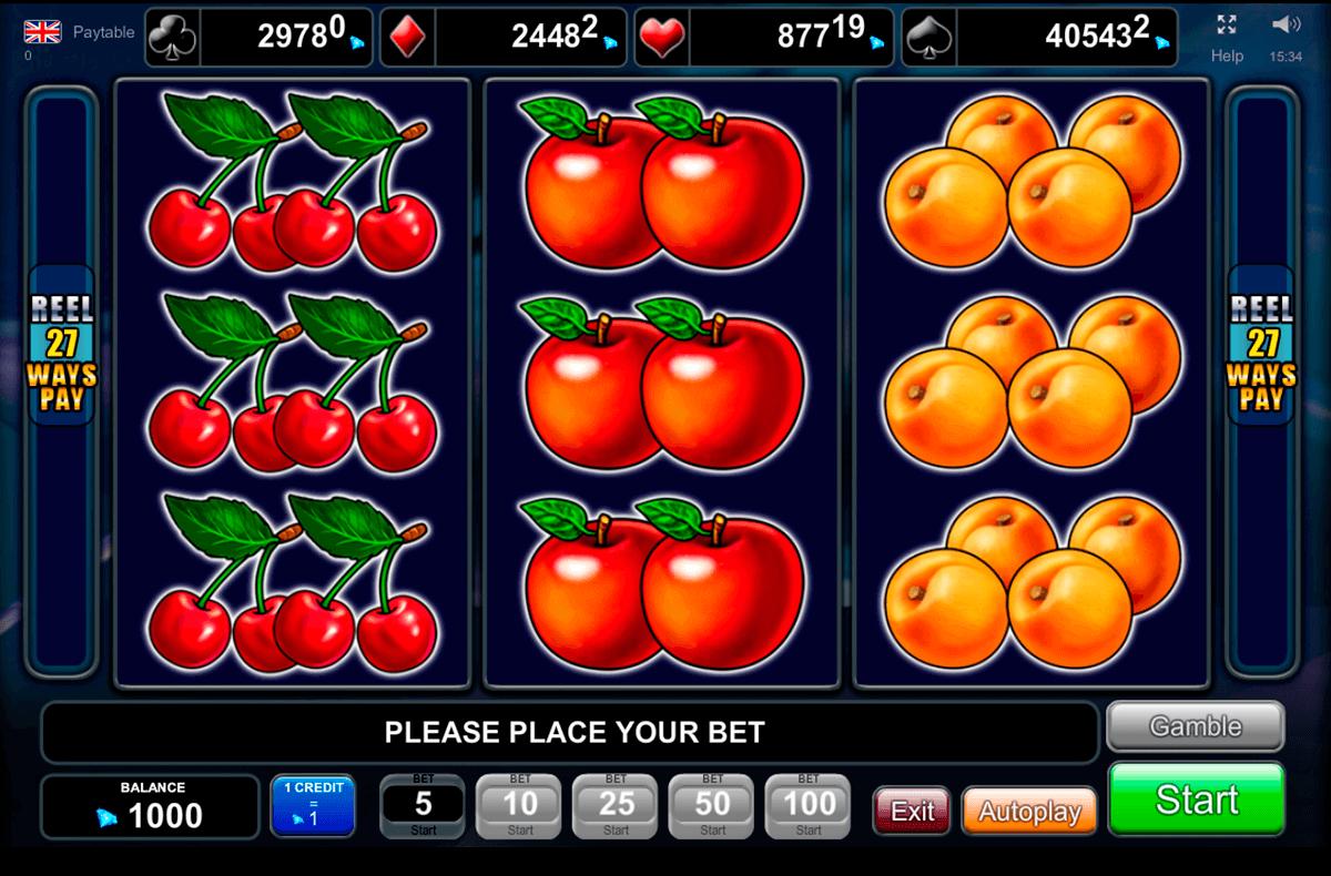 Auszahlungsquote Spielautomaten 379154