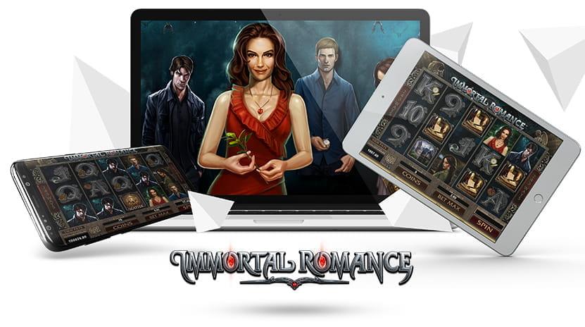 Immortal Romance 978387