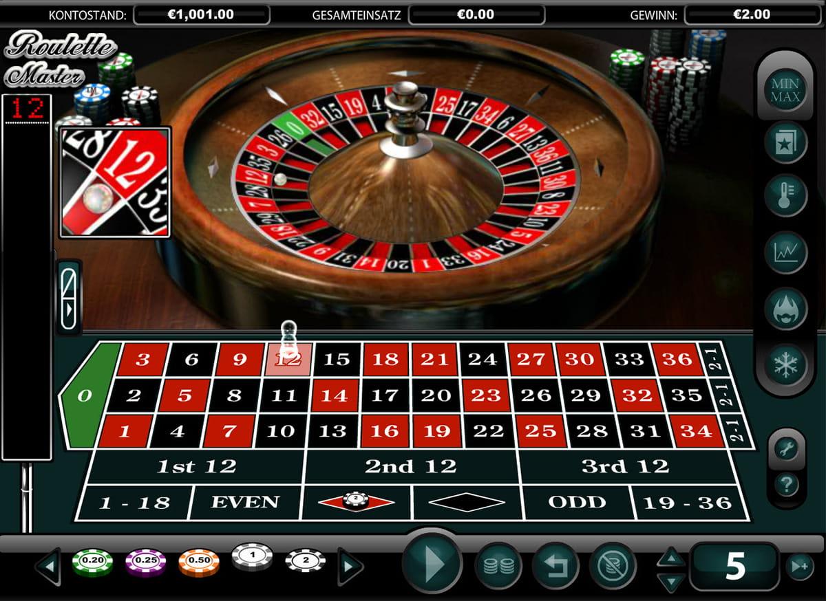Roulette Gewinne 11413