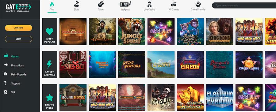 Beste online Casinos 809166