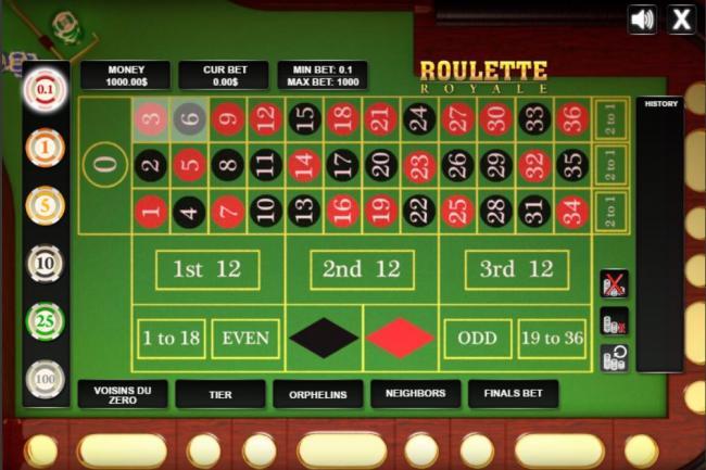 Roulette Regeln 239602