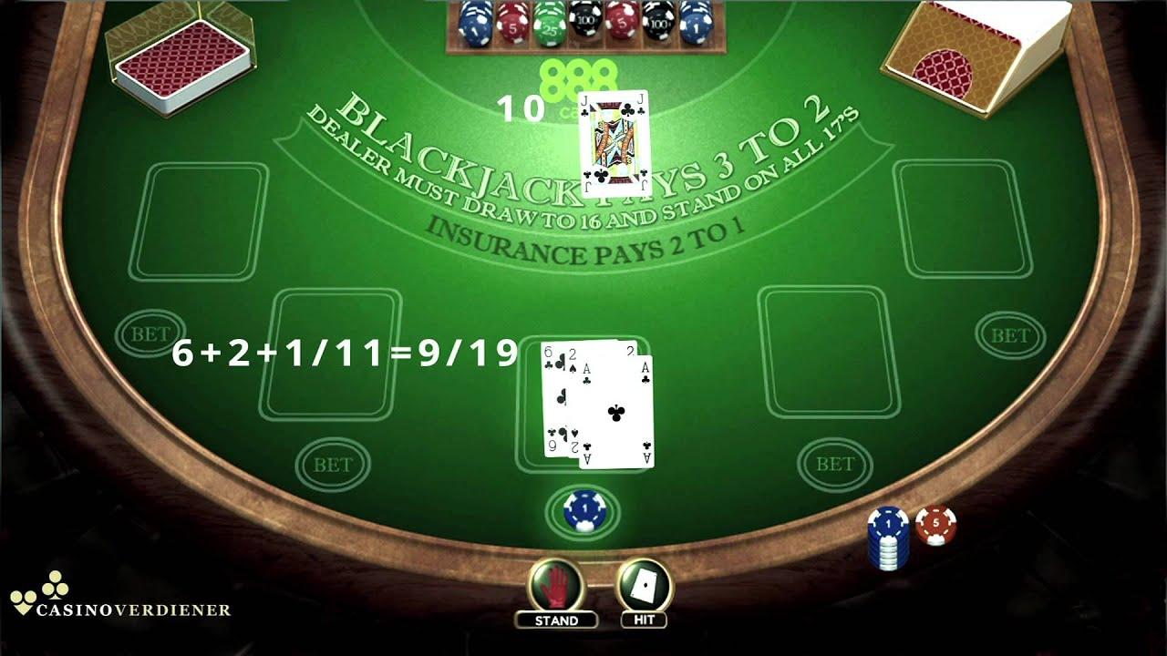 Black Jack Tabelle 55572