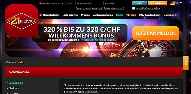 Casino App getestet 736289