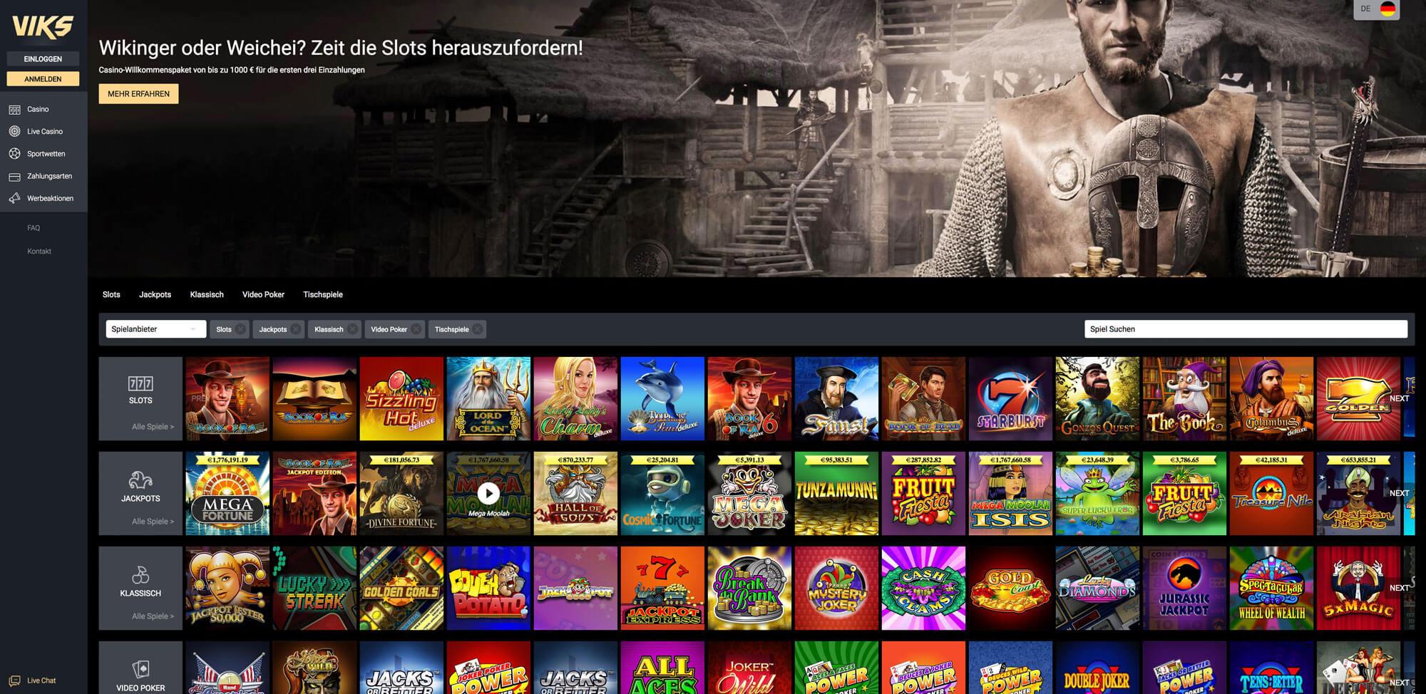 Casino App getestet 314461
