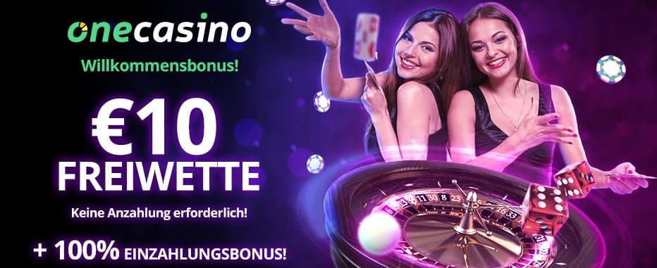 Casino Bonus Code 747744