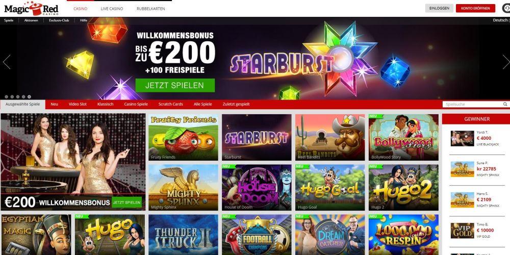 Casino Echtgeld Redbet 555332