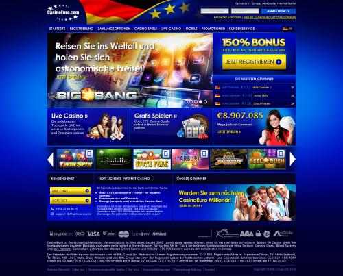 Casino euro 442791