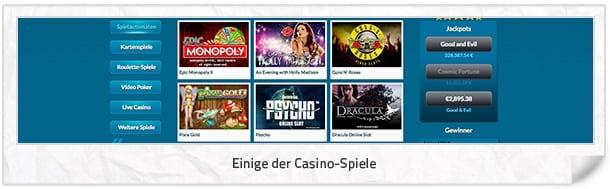 Casino Freispiele 2020 515959