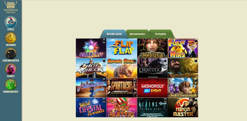Casino mit Instant 637339