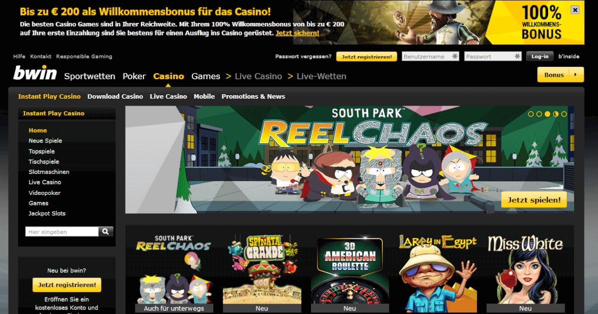 Casino mit Instant 681331