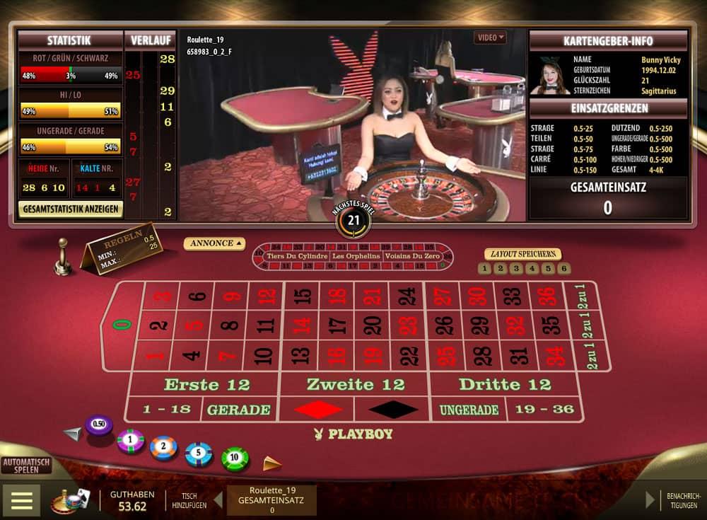 Casino mit 848830