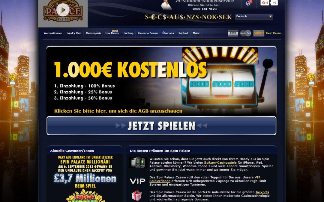 Zuverlässiges Casino ohne 703008