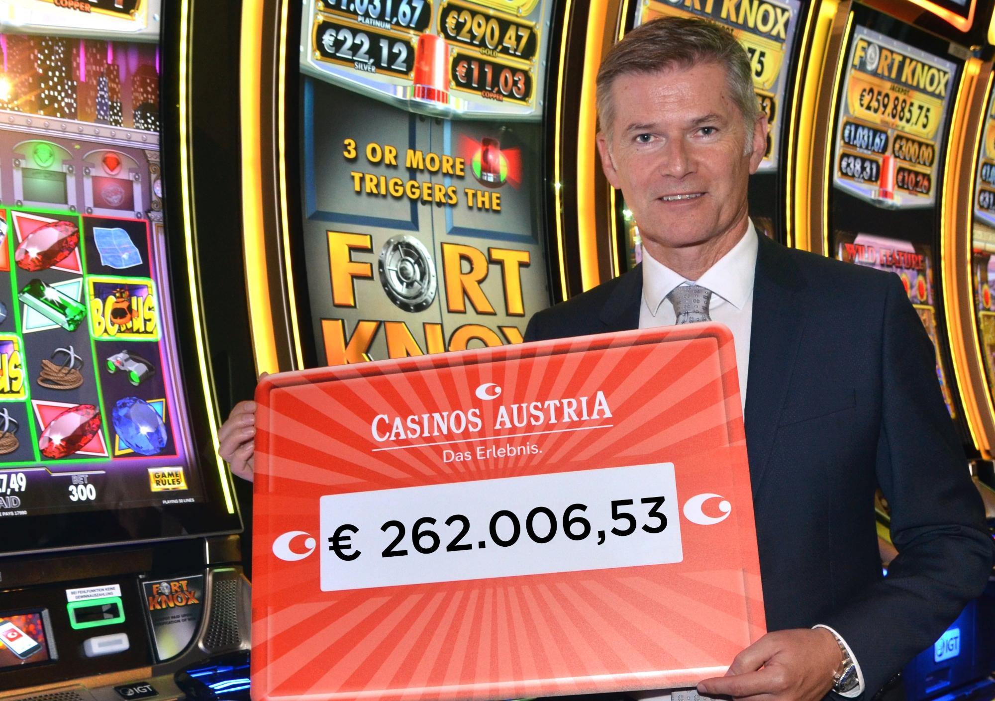 Deutscher im Casino 948068