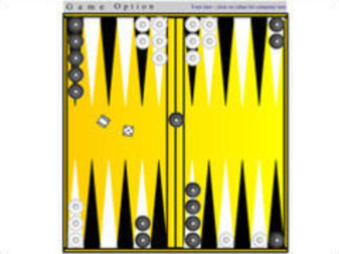 Backgammon online 594394